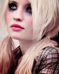 She is so pretty.