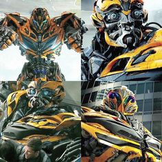 Bumblebee in Transformers: Age of Extinction: