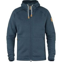 Fjallraven Ovik Hooded Fleece Jacket - Men's