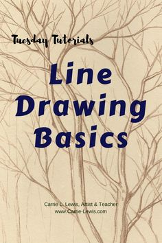 3 ways to use line (and nothing but line) to draw.