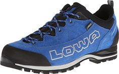 282abf6ae2f6 Lowa Mens Laurin Goretex Lo Hiking ShoeBlue12 M US     Want to know more