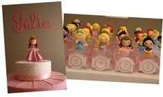 Mayumi Biscuit: Festa Princesas!