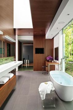 Contemporary Bathroom By Tocha Project And Marc Whipple In Beverly Hills, CA