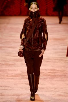 Sfilata Akris Parigi - Collezioni Autunno Inverno 2016-17 - Vogue