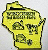 Wisconsin Badgers Refrigerators