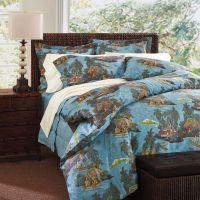 Polynesia Cotton Duvet Cover