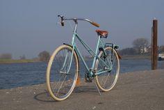 Mixte Blue : BRINKHAUS fietsen, Fahrräder, bicycles