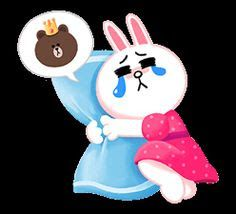 The LINE characters are all dressed up as princes and princesses from your… Cute Couple Cartoon, Cute Love Cartoons, Cute Love Gif, Cute Love Pictures, Cute Bear Drawings, Cony Brown, Brown Bear, Bear Gif, Cute Cat Memes