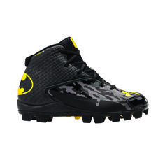 Under Armour Youth Alter Ego Batman Baseball Cleat - Dunham's Sports