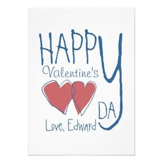 Happy Valentines Day Doodle