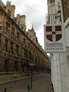Cambridge University -- A great place of learning, unless one is an Oxford Man.