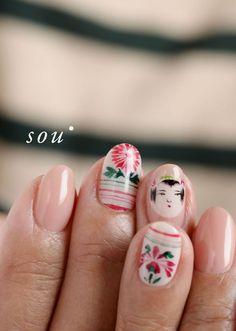 こけ女 | nail salon sou-sou