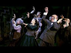 When You're an Addams | The Addams Family Musical | Tonight at the London Palladium - YouTube