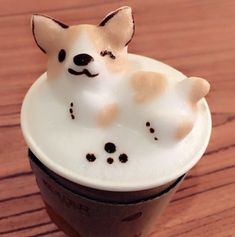 Great ways to make authentic Italian coffee and understand the Italian culture of espresso cappuccino and more! Coffee Latte Art, Coffee Cafe, Coffee Drinks, Coffee Shop, Cute Food, Yummy Food, Watermelon Carving, Watermelon Art, Food Garnishes