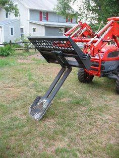 John Deere Attachments, Compact Tractor Attachments, Metal Projects, Welding Projects, Compact Tractors, Kubota Compact Tractor, Homemade Tractor, Tractor Accessories, Kubota Tractors