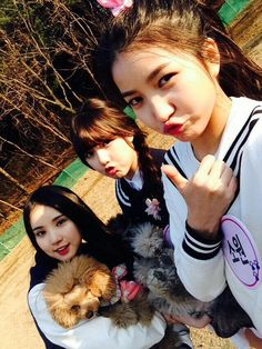GFRIEND Daily on