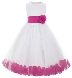 Birthday Wedding Pageant Party Flower Girl Dress (10-11yrs) CL8936-5. Please check the size chart on the left pictures before ordering, thank you. CL8995: Lace + Soft Tulle + Satin, Removable flower adorns waist, Lace-Up back. CL8936: Satin + Tulle Netting, The tie and flower around the middle is removeable. Pretty girls flower dresses make your litte girl feel like a princess. Perfect for daily wear, party, wedding, pageant, birthday or other special occasions.