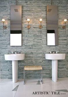 Bathroom Retro Bathroom Decor Modern Bathroom Tiles Wood Tile In Bathroom 450x640 Decorating Ideas For…