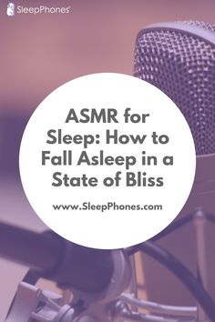 🔊 ASMR starts with a tingling feeling at the back of your head, which travels down your neck and throughout the body. The result is a full-body calming sensation. That's why ASMR for sleep is a popular trend for battling restless nights, but it can also be used if you just need to de-stress and relax during the day. Put on your plush SleepPhones®, close your eyes, and let that tingling feeling wash over you as you fall asleep in a pleasurable state of relaxation.