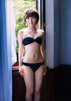 Okada Nana (岡田奈々). #Naachan (なぁちゃん) #akb48 #team4