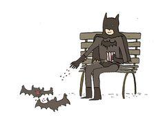 Las mascotas de Batman