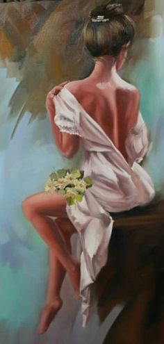 Discover recipes, home ideas, style inspiration and other ideas to try. Acrylic Art, Portrait Art, Beautiful Paintings, Figurative Art, Female Art, Painting & Drawing, Woman Painting, Watercolor Paintings, Art Drawings