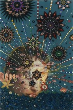 Summer Swell - Fred Tomaselli - 2007 - 26109