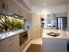 Looking for a new kitchen or just love admiring beautiful kitchen images from afar? We've got collections of fantastic kitchen photos to feast your eyes on. Kitchen Images, Kitchen Photos, Glass Kitchen, New Kitchen, Kitchen Ideas, Walnut Kitchen, Kitchen Backsplash, Kitchen Cabinets, Industrial Style Kitchen