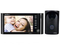 Kit Vídeo Porteiro Intelbras - IV 7000 HF
