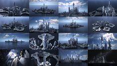 Stargate Atlantis City 2014 Animation by Coldilian.deviantart.com on @deviantART