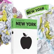 ACHICA | Crumpled City Maps, New York