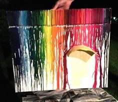 Regenbogenschirm