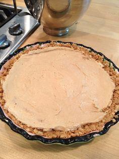 Nutter Butter Pie