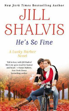 [Not Final Cover] He's So Fine by Jill Shalvis | Lucky Harbor, BK#11 | Publisher: Grand Central Publishing | Publication Date: September 30, 2014 | jillshalvis.com | Contemporary Romance