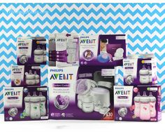 Mommy Katie: #Giveaway Celebrate Breastfeeding Month with Phili...