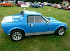 Really stunning Mini based Cox GTM! Love these particular kit cars