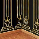 Roaring 20's Art Deco Room Roll