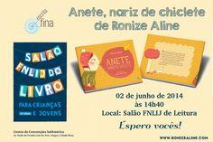 blog da Ronize Aline | Salão FNLIJ: não faltam motivos para ir | http://www.ronizealine.com