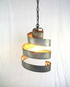 Wine Barrel ring pendant.  How unique Going to have Jess work on this project!