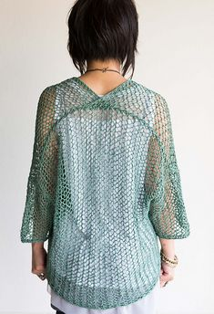 Ravelry: Cloud Cover pattern by Yumiko Alexander