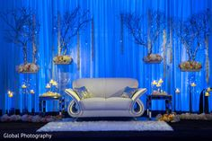 Absolutely love this Blue and White theme