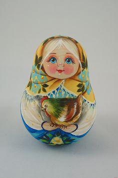 неваляшки/russian dolls — Мастерская Матрона
