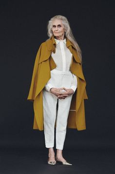 Daphne Selfe by Jessie Lily Adams for Violet magazine issue 1