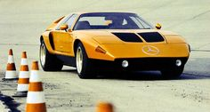 How Mercedes-Benz's C111 prototypes reshaped the future | Classic Driver Magazine