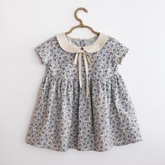 @sweethannahbdesign has THE sweetest dresses! If this is all Clara could ever wear that would be ok with me