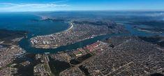 Porto de Santos, Santos - São Paulo - Brasil . Foto: divulgação/Secretaria de Portos