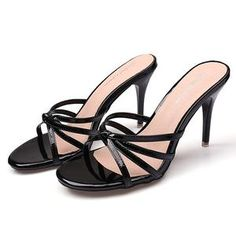 Brand Name: LYXLYHUpper Material: FlockHeel Height: High (5cm-8cm)With Platforms: NoOccasion: CasualSandal Type: Ankle-WrapHeel Type: Square heelLining Material: CanvasSide Vamp Type: OpenOutsole Material: RubberClosure Type: Buckle StrapFit: Fits true to size, take your normal sizeBack Counter Type: Back StrapFashion Half Shoes, Up Shoes, Beige Shoes, Black Shoes, Stripper Heels, Roman Sandals, Sexy High Heels, Loafers For Women, Womens Slippers