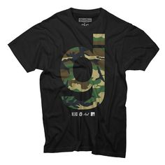 Glassjaw - Camo T-Shirt