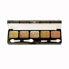Glitter Cream Palette in Bronze…