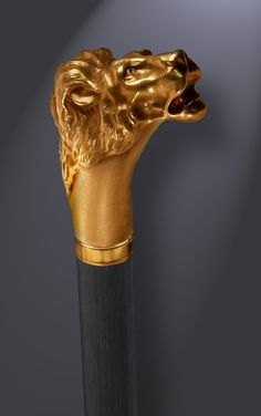 King of the Beasts Lion Walking Stick from Boris Palatnik.